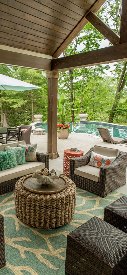 Large Garden and pool with Lounge area for Friends Home Loan bond originator specialist bank home loans best interest rates